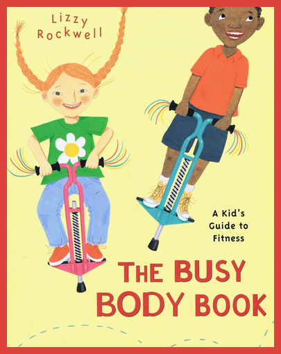 The Busy Body Book Teaches Protect